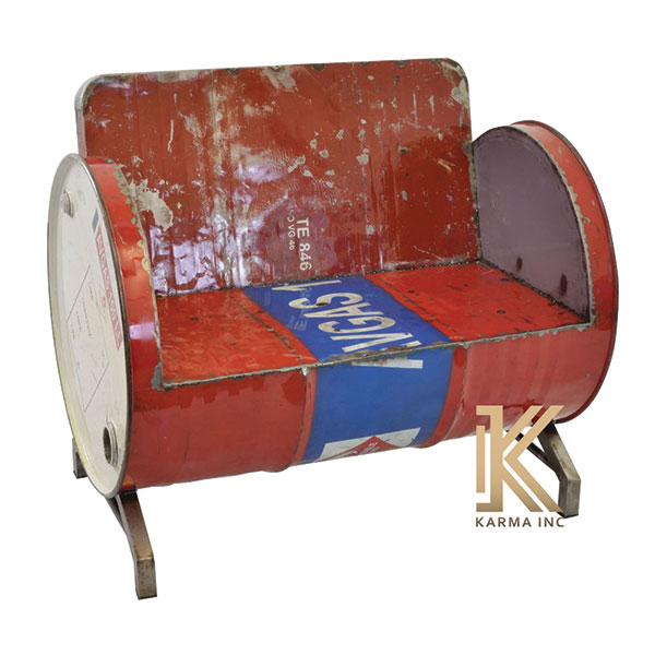 industrial drum seater