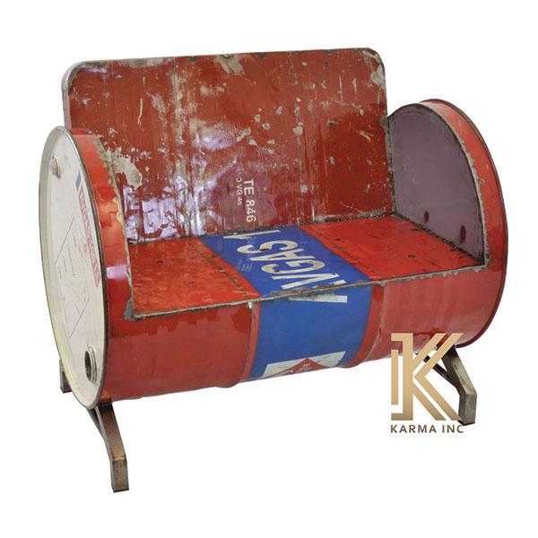 industrial drum seater
