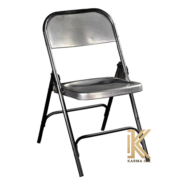 industrial folding chair