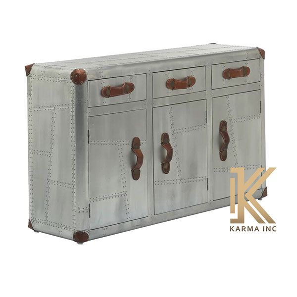 industrial aero design sideboard