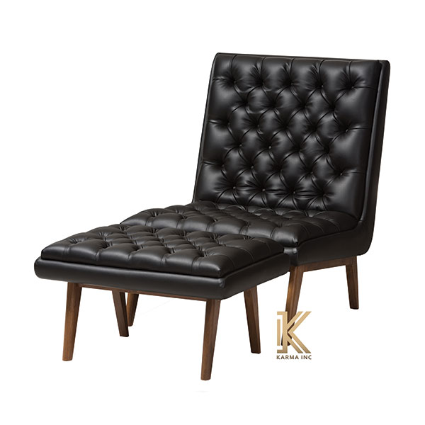 leather rest chair